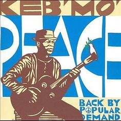 Keb' Mo' discovered using Shazam