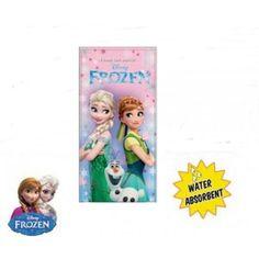 Jégvarázs törölköző – MajaMarket Elsa Olaf, Elsa Anna, Frozen, Cover, Disney, Books, Decor, Libros, Decoration