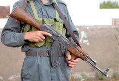 Kalashnikov Guns