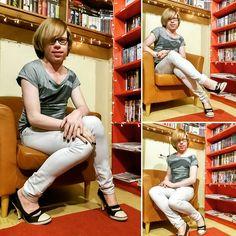 I usw my #freedoms for #fashion, which knows no limits... #androgynous #androgyn #genderqueer #femboy #feminineboy #sexy #süß #niedlich #selfie #sweetly #sweet #tgirl #trans #boytogirl #transwoman #transgirl #maletofemale #mtf #lgbt #xdresser #feminine #crossdressing #crossdresser #transgender #chucks #goodeverning