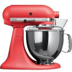 Kitchenaid 5KSM150PSCD 5 Qt Artisan Stand Mixer, 220 Volts WILL NOT WORK IN THE USA (Terracotta)