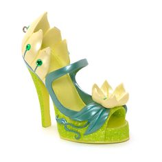 Mini chaussure décorative Princesse Tiana