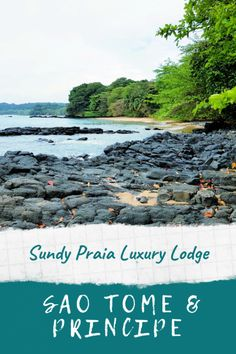 A review of a luxury stay at Sundy Praia Lodge in Sao Tome and Principe - a stunning 5* resort with its own beach surrounded by tropical rainforest #saotomeandprincipe #saotome #principe #sundypraia #beaches #bananabeach #praiabanana #rocasundy #stpairways #islands #tropical #luxury #hotel