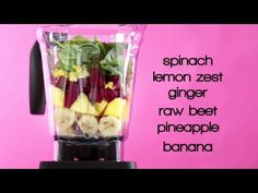 Sweet Beet Smoothie | Easy After-School Recipe - http://www.bestrecipetube.com/sweet-beet-smoothie-easy-after-school-recipe/