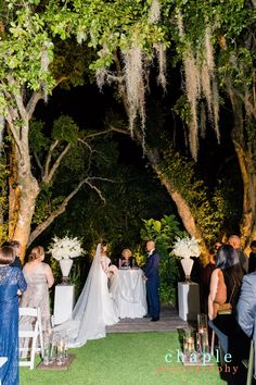 Oak Tree Venue, at Killian Palms Country Club Oak Tree, Palms, Wedding Ceremony, Club, Table Decorations, Country, Beautiful, Palmas, Rural Area