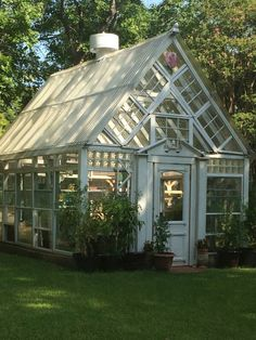 Old window greenhouse made out of old windows greenhouse shed greenhouse gardening old window greenhouse cold Old Window Greenhouse, Backyard Greenhouse, Greenhouse Plans, Greenhouse Growing, Outdoor Projects, Garden Projects, Wooden Greenhouses, Old Windows, Antique Windows