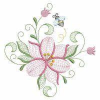 Rippled Lilies