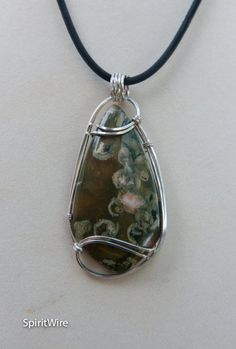 Wire Jewelry Designs, Beaded Jewelry Patterns, Metal Jewelry, Stone Jewelry, Wire Pendant, Wire Wrapped Pendant, Wire Wrapped Jewelry, Wire Wrapping Crystals, Stone Wrapping