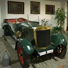 TATRA NW S 20/30  1913-1914