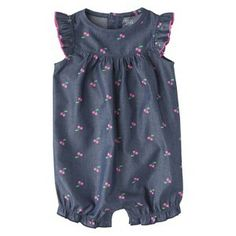 965eb12c0e 38 Best baby girl jumpsuits images