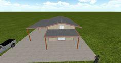 Dream 3D #steel #building #architecture via @themuellerinc http://ift.tt/1qXBWzS #virtual #construction #design