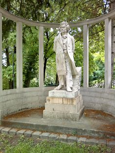 Garden Sculpture, Statue, Park, Outdoor Decor, Home Decor, Homemade Home Decor, Parks, Interior Design, Home Interiors
