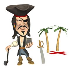 Are you a PE Pirate- Physical Education Blog Post