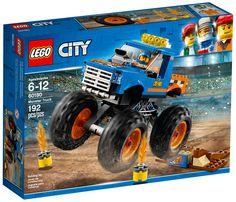LEGO City 60180 : Monster Truck