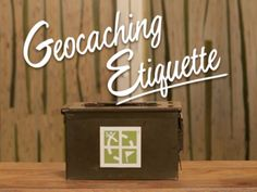 I got: 8 out of 10!  - Geocaching Etiquette Quiz
