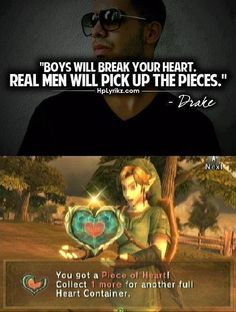 Link is real man. Wait, hold on. He's a REAL man? Where does he live and how might I find him?!