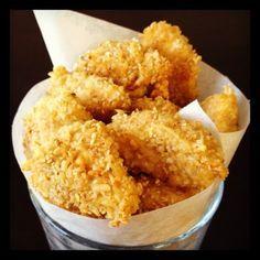 Mincir avec thermomix - Spécial régime DUKAN : Nuggets de poulet et sauce au curry - DUKAN