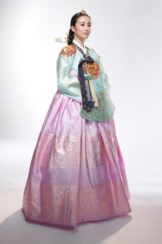 hanbok/wedding dress