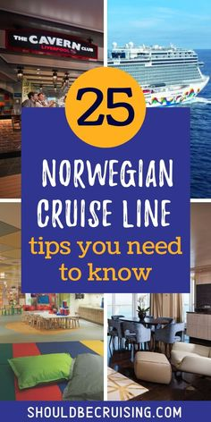 Planning a cruise with Norwegian Cruise Line? Read 25 top Norwegian cruise tips to make the most of your NCL vacation at sea. Best Cruise, Cruise Port, Cruise Travel, Cruise Vacation, Vacations, Packing List For Cruise, Cruise Tips, Europe Packing, Traveling Europe