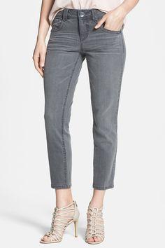 Wit & Wisdom Stretch Ankle Skinny Jeans (Tencel Indigo) (Nordstrom Exclusive) by Wit & Wisdom on @nordstrom_rack