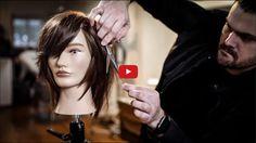 Haircut tutorial medium length layers youtube color del pelo medium length haircut tutorial shag haircut with side bangs matt beck vlog 93 solutioingenieria Choice Image