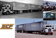 Salt Creek Vintage Trucks, Old Trucks, Road Train, Semi Trucks, Rigs, Tractors, Badass, Transportation, Salt