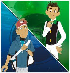 Kratt Brothers - VS! by RicoRob.deviantart.com on @deviantART