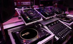 DJ SETUP!