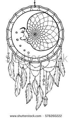 What Are Dream Catchers Dream Catcher Dreamcatcher Aztec Feather Tribal Hand Drawn Black And