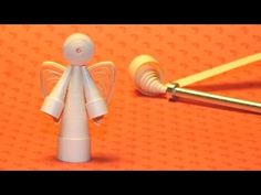 3D Quilling - Engle - Angels - YouTube