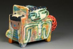 Kevin Snipes ceramics