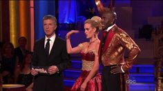 Dancing With The Stars Season 14 Spring 2012 Donald Driver and Peta Murgatroyd Viennese Waltz