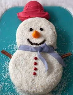 Tasty Christmas cookies and cakes: recipes