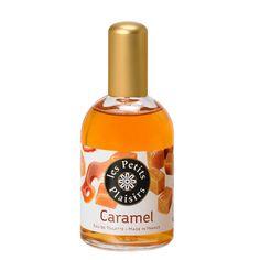 les Petits Plaisirs parfums - Eau de toilette Caramel - Concoctée en France avec gourmandise <3
