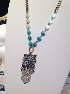 Fall in love with Jessica Henry... New pieces at Ziabird. 910-208-9650