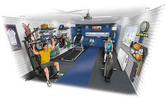100 home gym layouts ideas  home gym at home gym gym