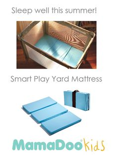 "The Smart Play Yard Mattress Topper is one of Parents magazine ""Best Buys""! These are the safest baby products in the market! Look for it in the May issue: ""Hidden Hazards: A Family Product Safety Guide"". www.mamadookids.com"