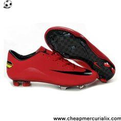 online store 2ef05 9fafc Buy Nike Mercurial Vapor Superfly Iv FG Red Black For Wholesale