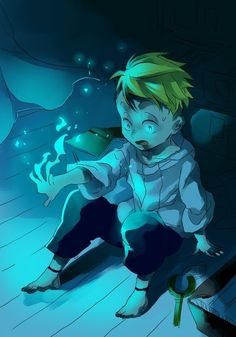 I wanna see a past story of marco.. And whitey bay ;)