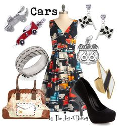 Inspired by the Disney Pixar movie Cars