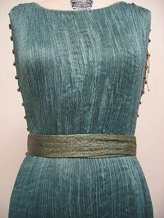 Dress Fortuny  (Italian, founded 1906)