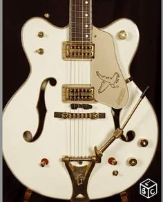 Gretsch Vibrato & Mute assembly from White Falcon 1963 | Reverb