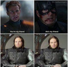 Poor Bucky #OhMySeb