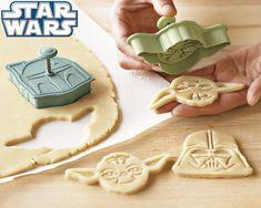 Utensílios Star Wars | Vídeos e Receitas de Sobremesas