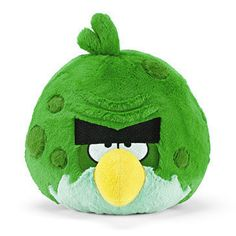 Angry Birds Space Plush Toy - INCREDIBLE TERENCE