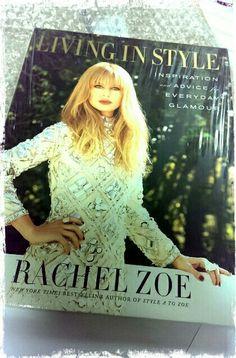 Finally!!! @Rachel Zoe