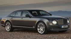 2013 Bentley Mulsanne Release