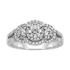 Fancy Fred Meyer Jewelers EW EngagementRings See More Littman Jewelers ct tw Diamond Anniversary Ring still my