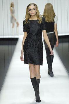 Rochas Fall 2006 Ready-to-Wear Fashion Show - Snejana Onopka