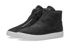 """buy online d76a5 34e41 Nike Blazer Advanced """"Black White"""" Klassische Turnschuhe, Schuhspiel,  Fußbekleidung, Blazer"""